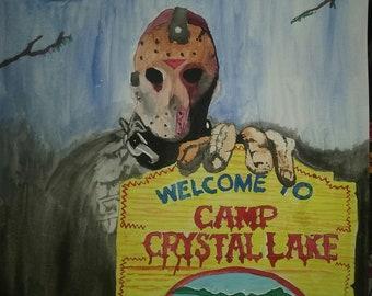 Welcome to Crystal Lake