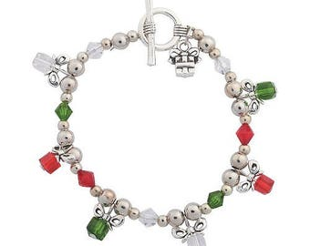 Christmas Present Bracelet
