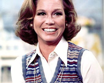 Mary Tyler Moore , Taken in the 1970's