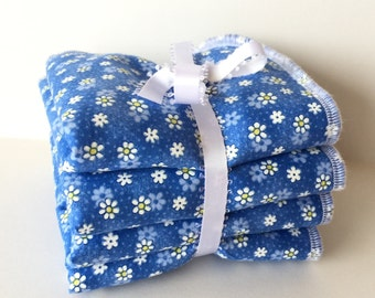 Children's Wash Cloths - Baby Wash Cloths  - Ladies Wash Cloths - Wash Cloth Set - Facial Cloth - Bath Cloth - Bath Set - Gifts For Ladies