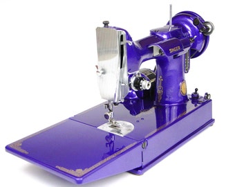 custom painted singer 221 color of choice! basic color