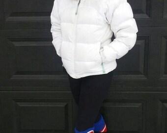 ALREADY MADE! -- Chicago Cubs Winter headband! Crocheted and handmade Cubs Head Warmer!