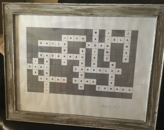 Crossword Picture