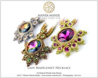 eTUTORIAL Lady Madeleine's Necklace