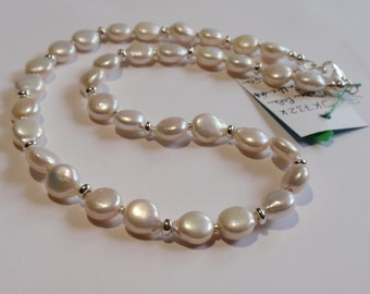 Cultured Pearlnecklace   (JK732)
