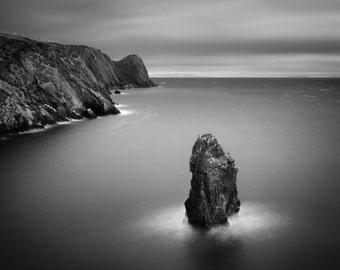 "Fine Art Photography, Ireland - ""Donegal Sea Stacks"""