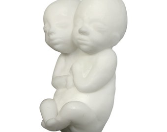 Siamese Conjoined Twin Fetus Soap