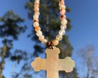 Peach Perfection Cross