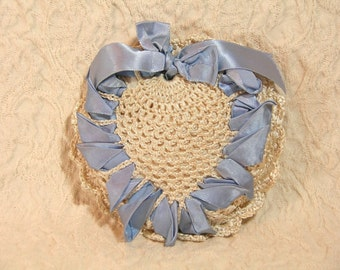 Vintage Heart Pillow