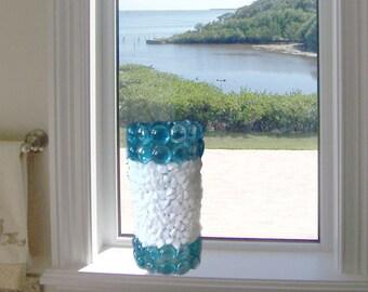Beach themed Vase