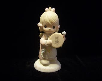 Precious Moments Birds of a Feather Figurine