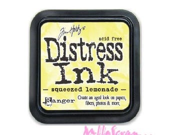 Ink Distress Ink Tim Holtz squeezed lemonade scrapbooking embellishment *.