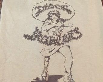 Disco, Roller skating, Roller Derby T-shirt