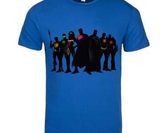 Justice League MEN T-Shirt