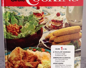 Family Circle Illustrated Library of Cooking Volume 1