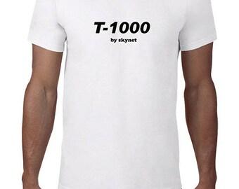 "Men ""1000 by skynet"" stronger than a terminator"