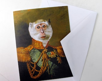 Prince Primate II - Note Card
