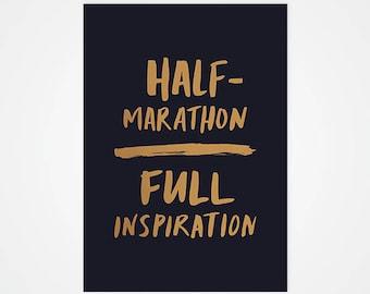 Half-Marathon Full Inspiration