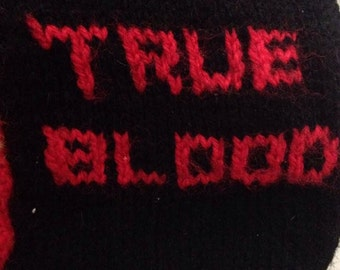 True blood cushion