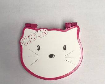 Hello Kitty Hand made Jewelry/Trinket Box