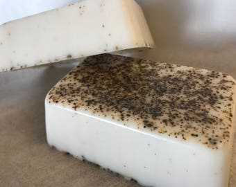 Rosemary Mint Soap Bar with Double Butter Handmade by SterlingSoapCo