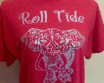 Adult Shirt: Tribal Elephant Shirt