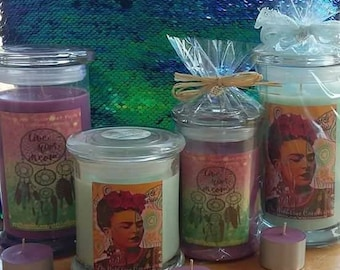 Personalized Eco Friendly Soy Candles For Any Occasion
