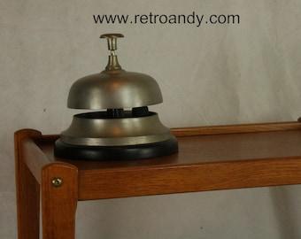 Vintage service or hotel bell