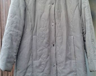 Coat/jacket/women's padded vest used