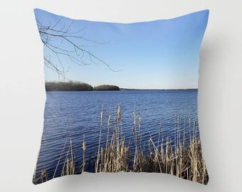 """Throw pillow cover OR pillow 