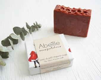 Little Red Riding Hood SOAP / soap riding hood red