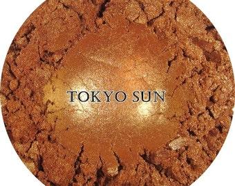 Loose Mineral Eyeshadow-Tokyo Sun