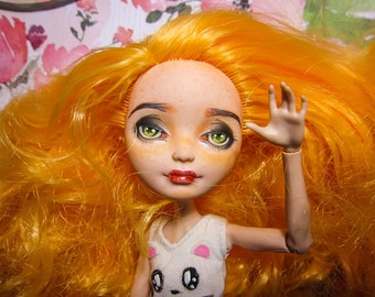 OOAK Blondie Lockes