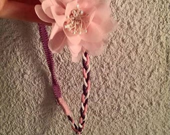 "Headband pattern ""sweetness of spring"""