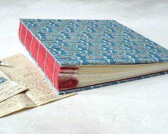 Wedding Guestbook Album, Handcrafted Album, Coptic Album, Wedding Gift Book, Photo Scrapbook