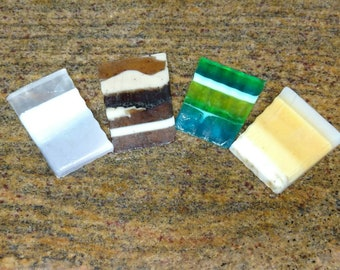 Trial size sample pack homemade soap