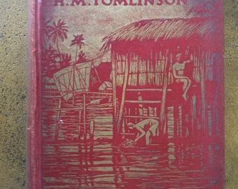 Tide Marks by H.M. Tomlinson - Copyright 1924