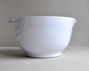 Rosti Mixing Bowl - Margrethe by Sigvard Bernadotte - Made in Denmark