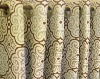 Charming STORE WIDE SALE Custom Made Curtains Any Length