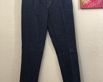 VINTAGE CHIC Women's Denim Jeans Size 15/16