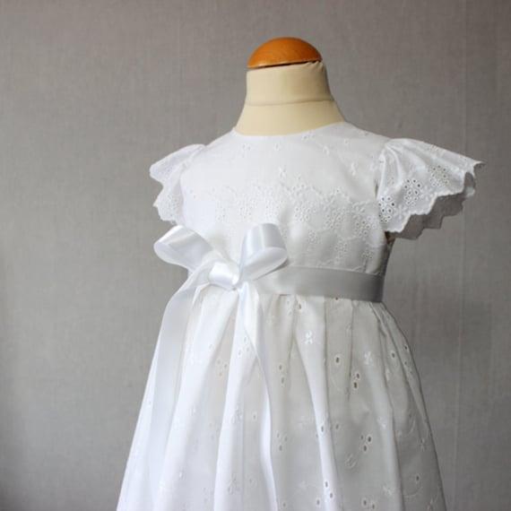 Christening Dress Baptism Gown Baptism Dress Baby girl