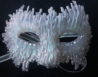 Silver Ice Mask