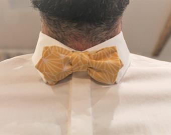 Bowtie Japanese yellow