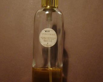 Shalimar Guerlain Bottle 93 ml Eau de Toilette Recharge Refill Spray Old Version
