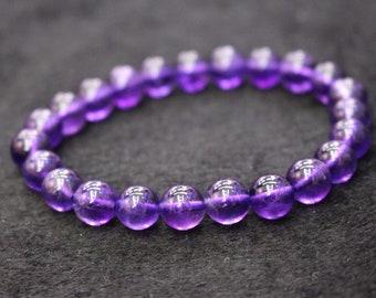 Natural AAA Amethyst Quartz Beads Bracelet,Amethyst Quartz Bracelet,Bracelet Supply,Jewelry Bracelet,Bracelet wholesale