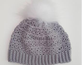 The Iris Hat Crochet Pattern