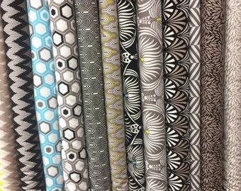 Design Studio Cotton Fabric by Camelot! [Choose Your Cut Size]