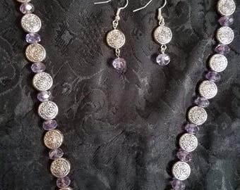 One of a kind jewelry set by Ewekneek Enterprises