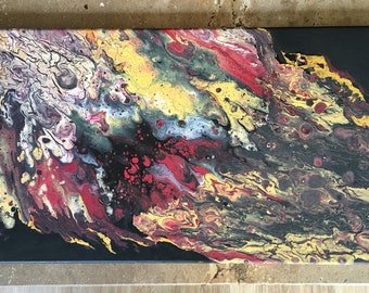 Geology Spill