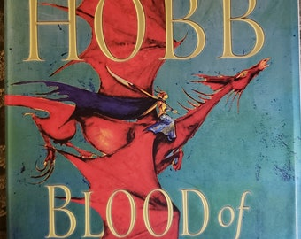 Blood of Dragons by Robin Hobb - The Last of The Rain Wilds Chronicles
